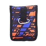 DAUERHAFT Bolso Suave usable de Tela Oxford, Adecuado para almacenar Balas Suaves con una Hebilla de Metal