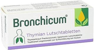 Bronchicum Thymian Lutschpastillen extra stark, 50 St. Tabletten