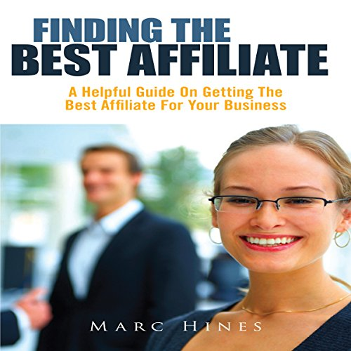 Finding the Best Affiliate audiobook cover art
