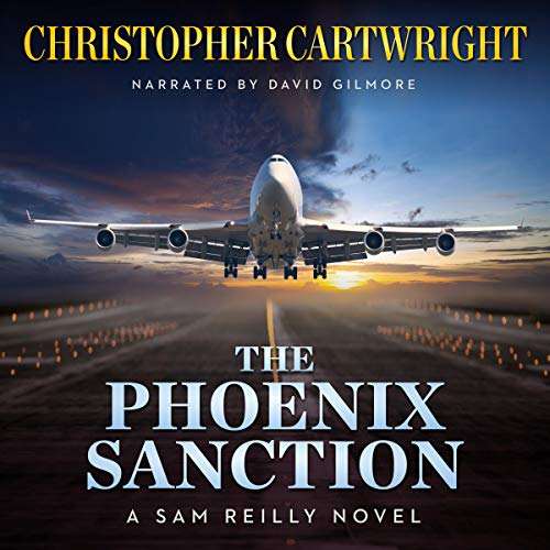 The Phoenix Sanction audiobook cover art