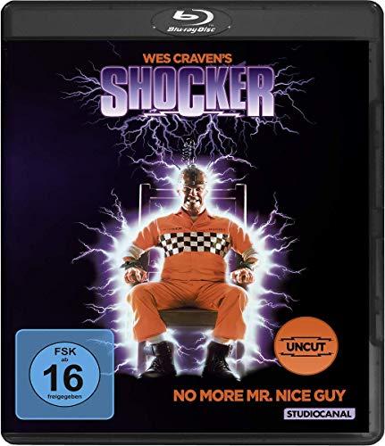 Shocker (Uncut) [Blu-ray]