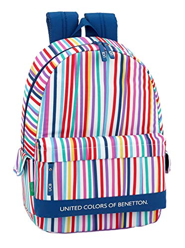 UCB Benetton rugzak, groot, aanpasbaar aan kinderwagen, meisjes