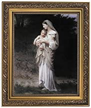 Elysian Gift Shop Innocence Blessed Mother Virgin Mary with Baby Jesus Christ 8