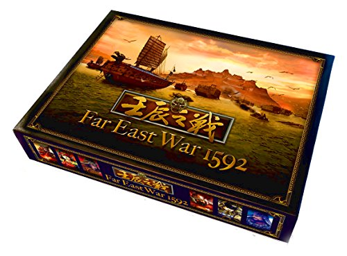 Imjin Creative Far East War 1592 – Strategie Brett-Spiel Indie / Original Kickstarter Version auf Englisch (2016)