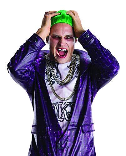 Rubie' s Ufficiale DC Suicide Squad Adulto Joker Denti Griglie