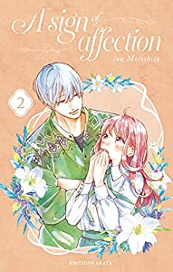 A sign of affection Edition simple Tome 2