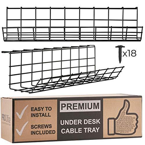 Safco 3256BL Mesh Desk Organizer Five Sections Steel 12 1//2 x 11 1//4 x 8 1//4 Black