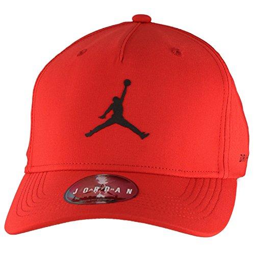 Jordan Herren Cap rot S/M