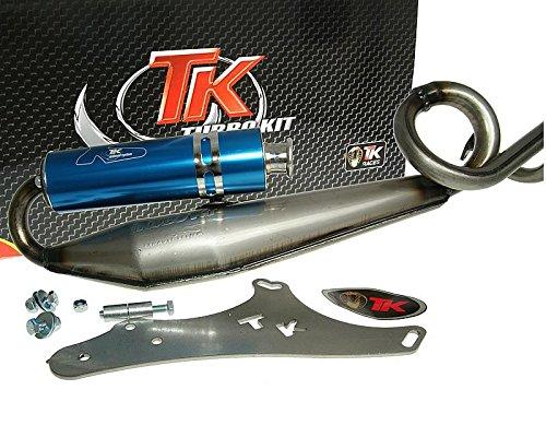 D'échappement Turbo Kit Gmax 4T – Sport Baotian BT49QT de 9 F1 Eagle