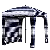 Qipi Beach Cabana - Easy to Set Up Canopy, Waterproof, Portable 6' x...