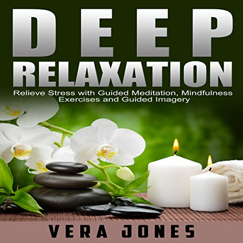 Deep Relaxation audiobook cover art