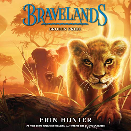 Bravelands: Broken Pride cover art