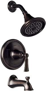 Kohler R72783-4-2BZ Elliston Bath and Shower Facuet Oil Rubbed Bronze