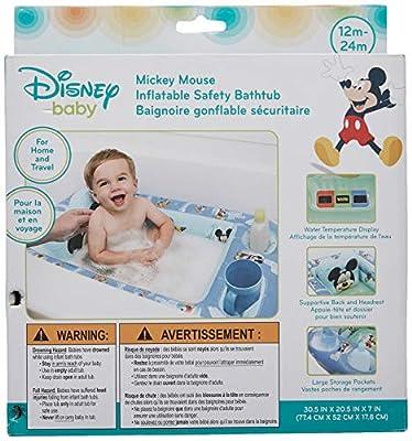 Disney Nemo Inflatable Safety Bathtub