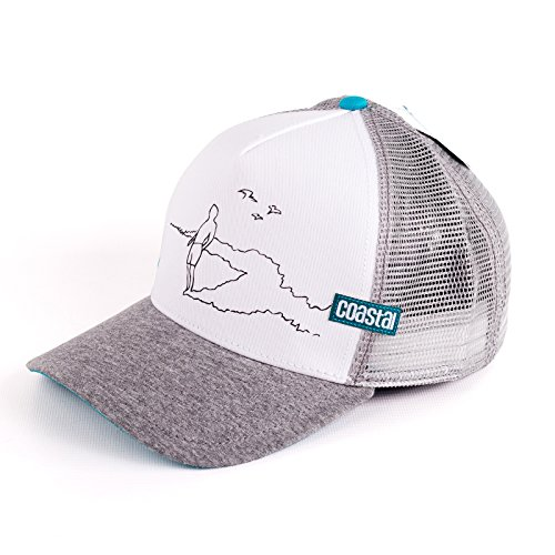 Coastal Cap Rider Farbe: white/grey