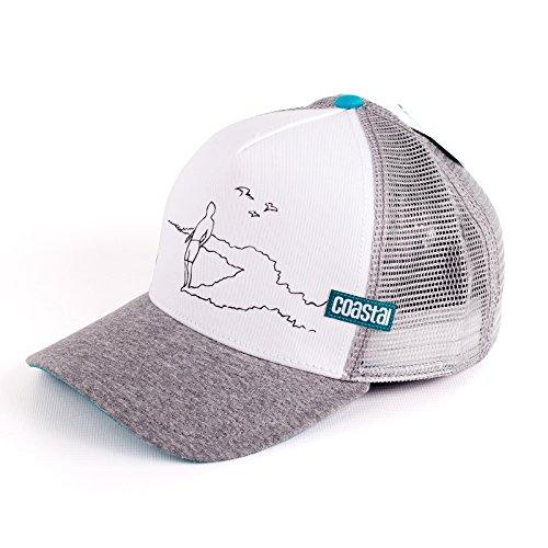 Coastal Cap Rider Farbe: white/grey