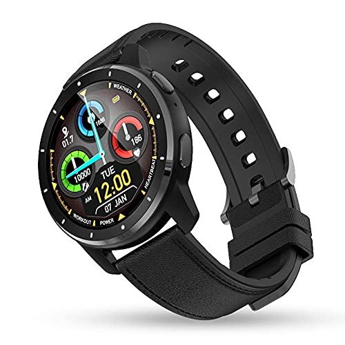 Reloj Elegante de escalonamiento del Ejercicio del Ritmo cardíaco de la Llamada de Bluetooth de la Pulsera