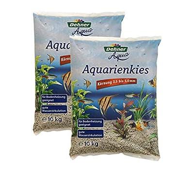 Dehner Aqua Aquarienkies, 3-5 mm