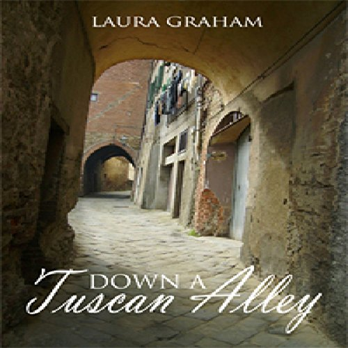Down a Tuscan Alley audiobook cover art