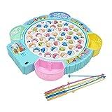 freneci Kinder-Angelspiele Lern- und Lernspielzeug Mathe-Spielzeug für Kinder lehren
