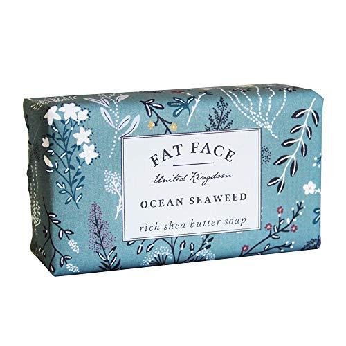 Fat Face, Ocean Seaweed, Rich Shea Butter Soap, 200g