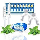 Kit blanchiment dentaire White First - Kit blanchissement dentaire avec 20ml de gel blanchiment parfum menthe fraîche