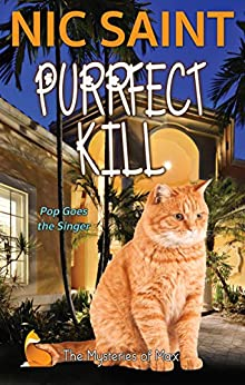 Purrfect Kill (The Mysteries of Max Book 17) by [Nic Saint]