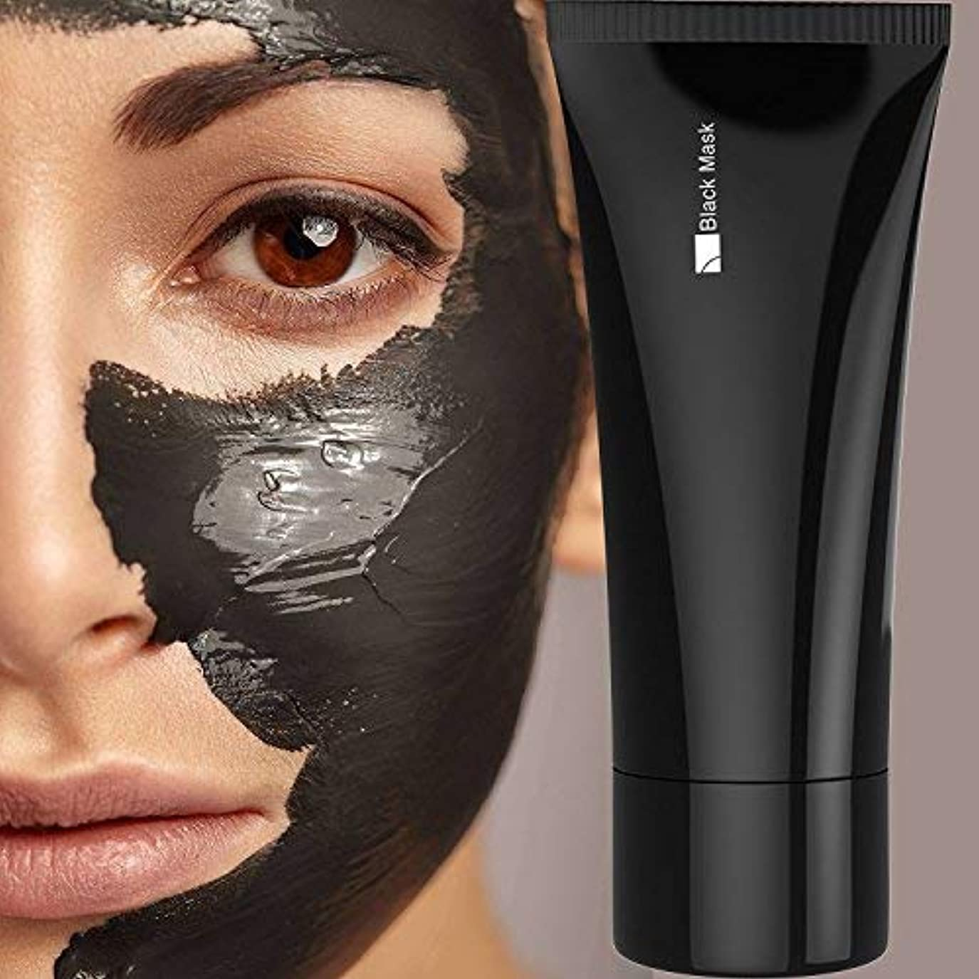 自発的法律技術者Blackhead Remover FACEAPEEL Face Peel Black Mud Mask Acne Pore Cleansing
