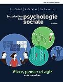 Introduction à la psychologie sociale 4e édition - Manuel + Édition en ligne + MonLab + Multimédia (12 mois)