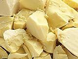 Raw Cocoa Butter 100% Fresh (8 oz)