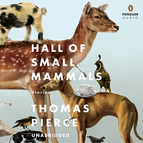 Hall of Small Mammals audiobook cover art
