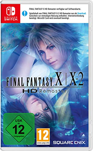 Final Fantasy X/X-2 (Switch)