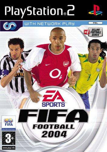 EA SPORTS FIFA 2004 PLAT. PS2
