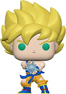 Funko Pop! Animación: Dragon Ball Z - SS Goku con Kamehameha Wave