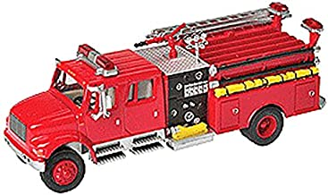 Walthers SceneMaster International, Red 4900 Fire Engine