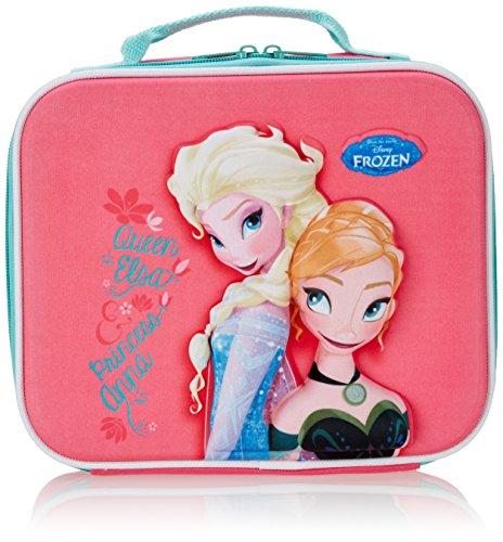 Disney Die Eiskönigin FROZEN - Thermal Tasche für Snack 3D Anna Elsa