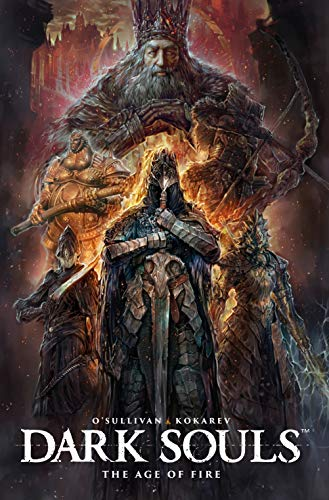 Dark Souls: Age of Fire Vol. 4 (Dark Souls: The Age of Fire) (English Edition)
