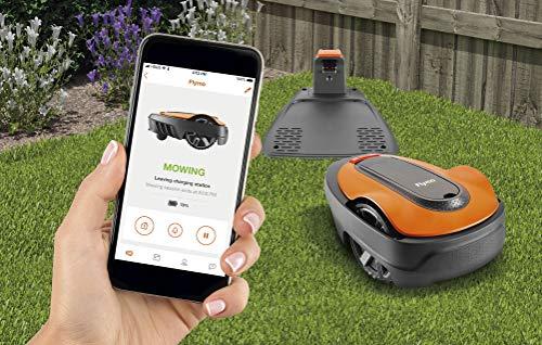 Flymo EasiLife 350 Robotic Lawn Mower Control