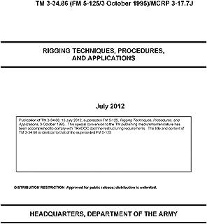 TM 3-34.86 RIGGING TECHNIQUES, PROCEDURES, AND APPLICATIONS