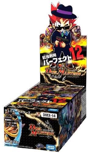 デュエル・マスターズTCG エピソード3 最強戦略パーフェクト12 DMX-14 [BOX]