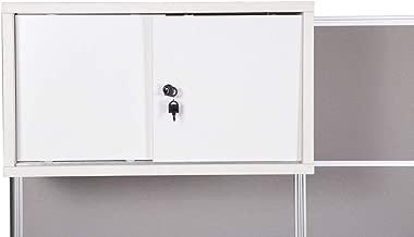 Mahmayi Carre 75 Hanging Cabinet, White, CA75RREWHC