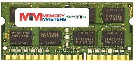 MemoryMasters 2GB Module Compatible for Gateway DX4860-UB20P Desktop & Workstation Motherboard DDR3