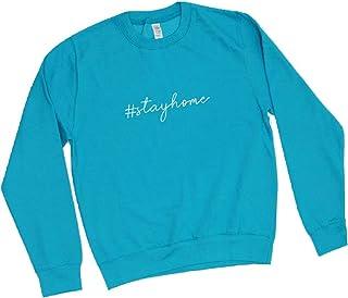 Momo&Ayat Fashions Ladies Stay Home Oversized Sweatshirt AUS Size 8-14