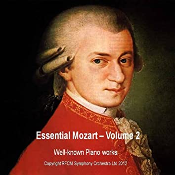 Essential Mozart, Vol. 2 (Well-known piano works)