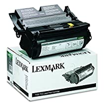 レックスマークレーザープリンタ リターンプログラムトナーカートリッジ・ブラック(7500枚) 12A6830