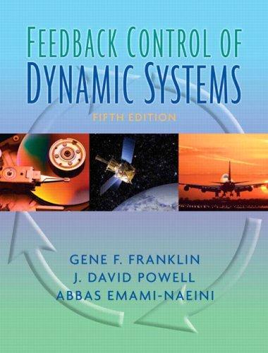 Feedback Control of Dynamic Systems (5th Edition)