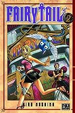Fairytail - Tome 2 de Hiro Mashima
