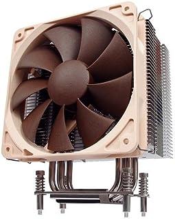 Noctua NH-U12DX Procesador - Ventilador de PC (Procesador, LGA 771 (Socket J), Socket 604, LGA 771 & mPGA 604, Marrón, Aluminio y Cobre, 1,08 W)