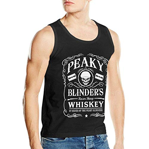 Welikee Camiseta, Manga Corta, Peaky...