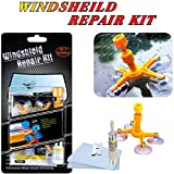 Manelord Auto Windshield Repair Tool, Car Windshield Repair Kit with Windshield Repair Resin